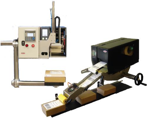 Imprimante industrielle | Étiquette de traçabilité