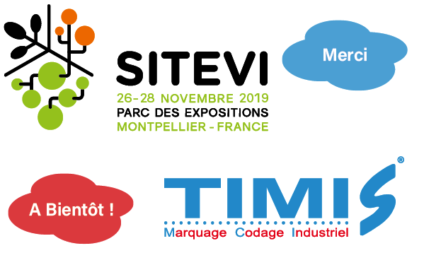 TIMIS - Salon SITEVI 2019